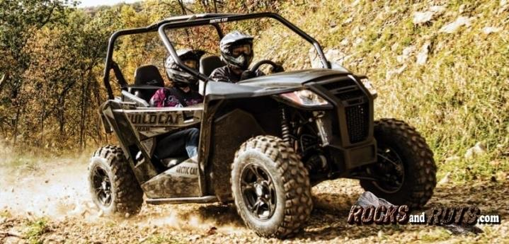 Arctic Cat Wildcat Trail 2014