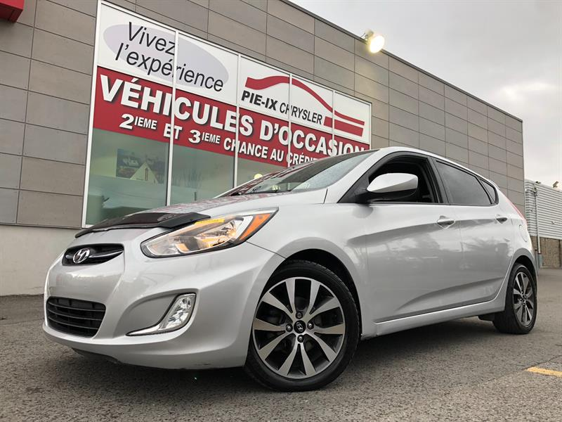 2015 Hyundai Accent 5dr HB+GLS+SE+TOIT+MAGS+WOW! #UD4949