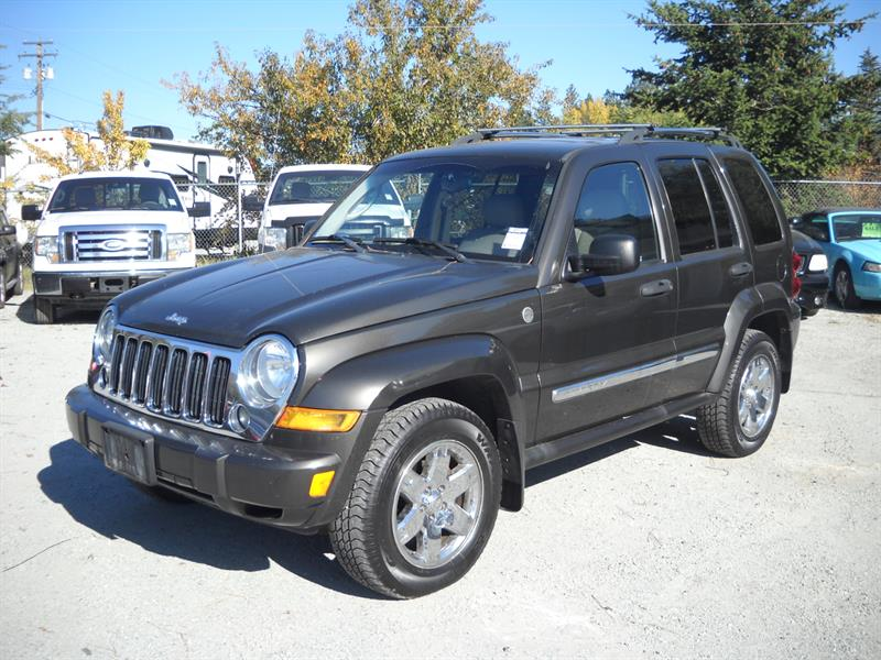 2005 Jeep Liberty 4dr Limited 4WD SOLD