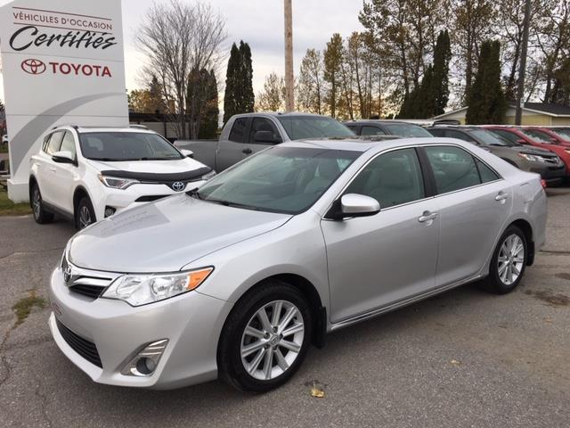 Toyota Camry 2014 XLE 4dr Sdn I4 Auto #11978A