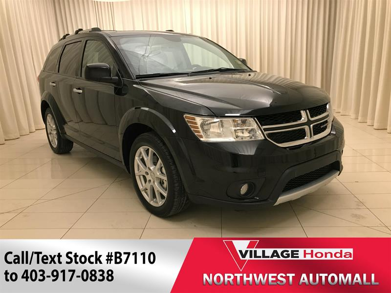 2017 Dodge Journey GT - AWD/NAV/DVD #BF7163