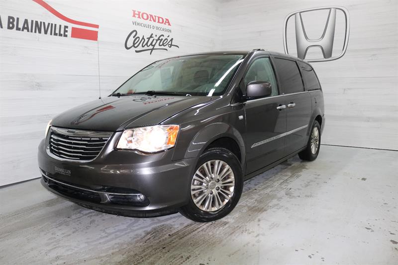 Chrysler Town - Country 2014 5 Portes Touring 30 Anniversaire #181750a