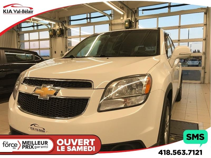Chevrolet Orlando 2014 ***1LT** 7 PASSAGERS*** RÉGULATEUR DE VITESSE** #V190099A