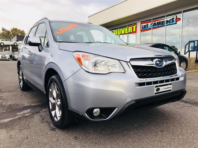 Subaru Forester 2015 2.5i Limited Package #15658A