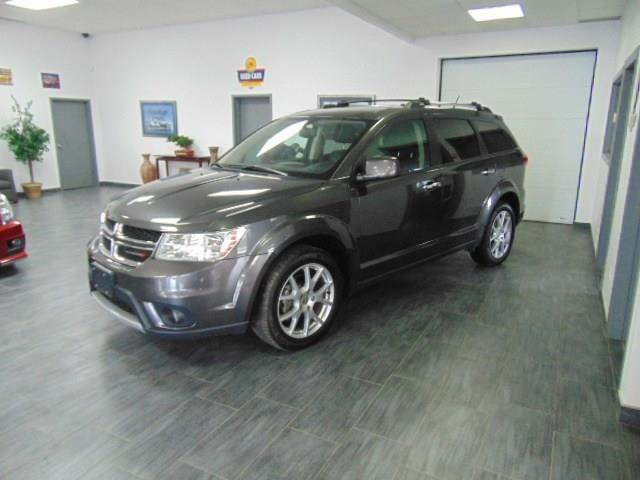 Dodge Journey 2016 R/T*AWD, 7 PASS, CUIR, MAGS #GT216078