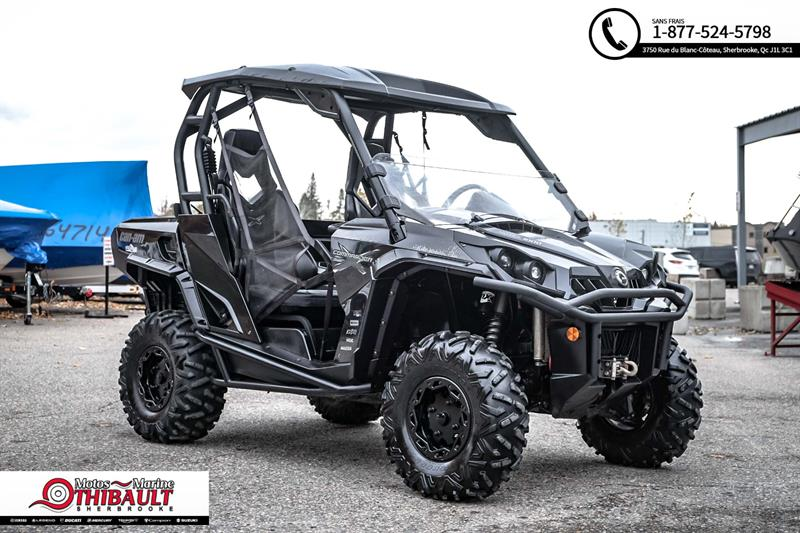 Can-am Commander 2013