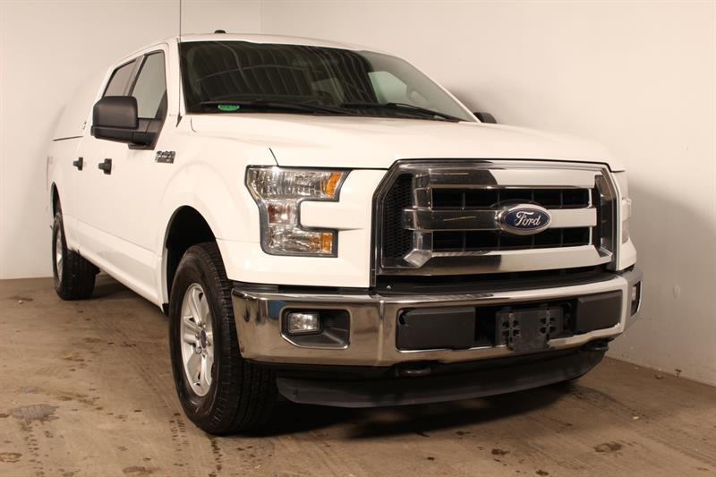 Ford F-150 2015 SuperCrew ** XLT ** V8 4X4 #81408A