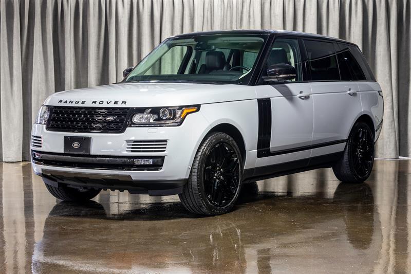 Land Rover Range Rover 2015 4WD 4dr SC LWB