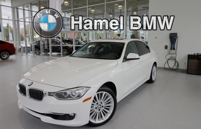 BMW 3 Series 2014 4dr Sdn 328i xDrive AWD #u18-237