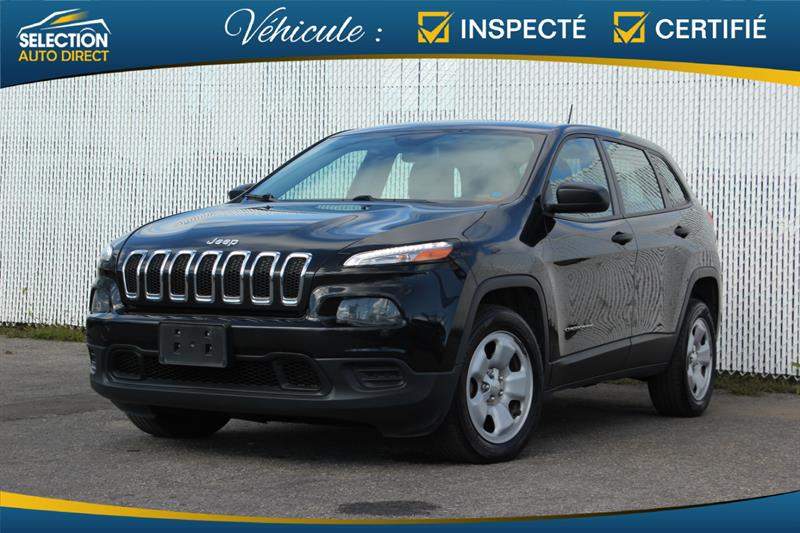 Jeep Cherokee 2014 FWD 4dr Sport #S204197