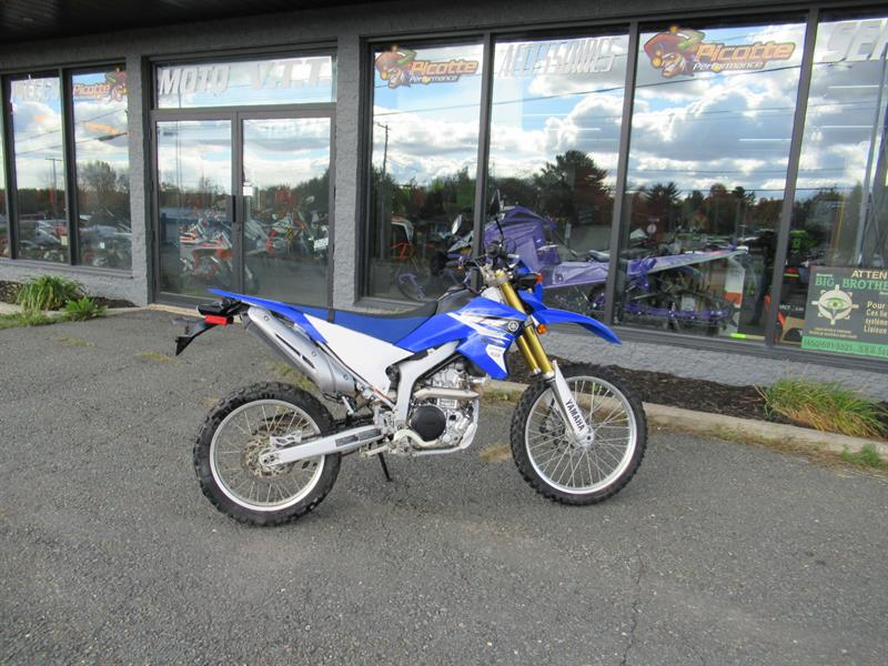 Yamaha WR250R 2015