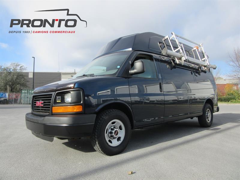 GMC Savana Cargo Van 2010 3500   #3753