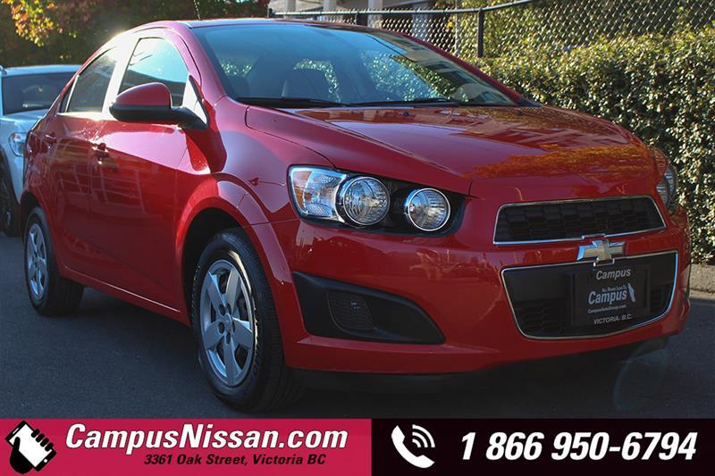 2014 Chevrolet Sonic LS | Sedan #A7332B