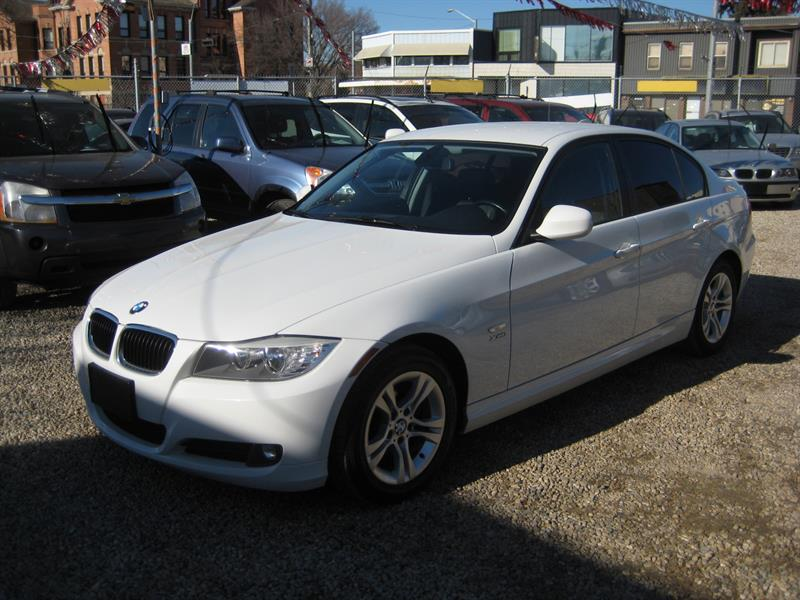 2011 BMW 3 Series 4dr Sdn 328i xDrive AWD #N77437
