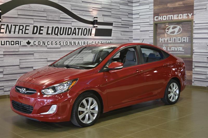 Hyundai Accent 2013 GLS+TOIT+MAGS #S8469