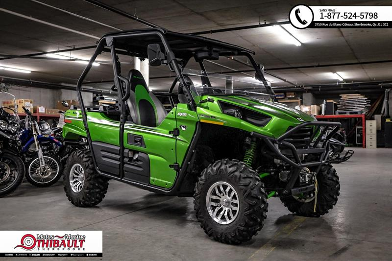 Kawasaki KRF Teryx 2014
