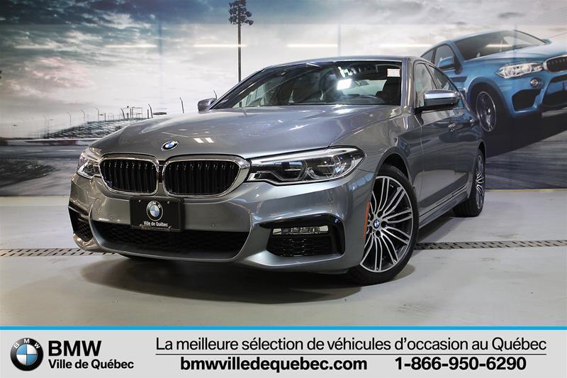 BMW 530I 2018 xDrive Sedan #U4916