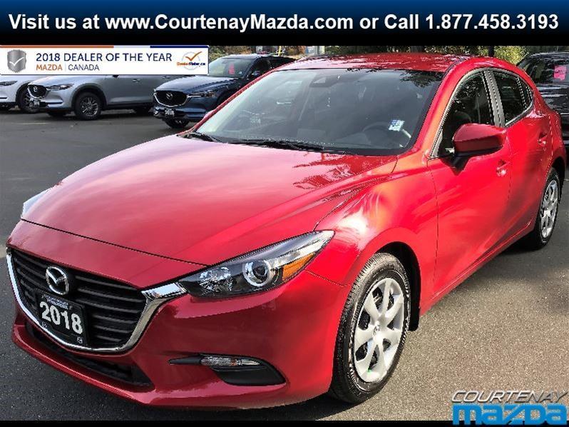 2018 Mazda Mazda3 Sport GX at #18MZ31302