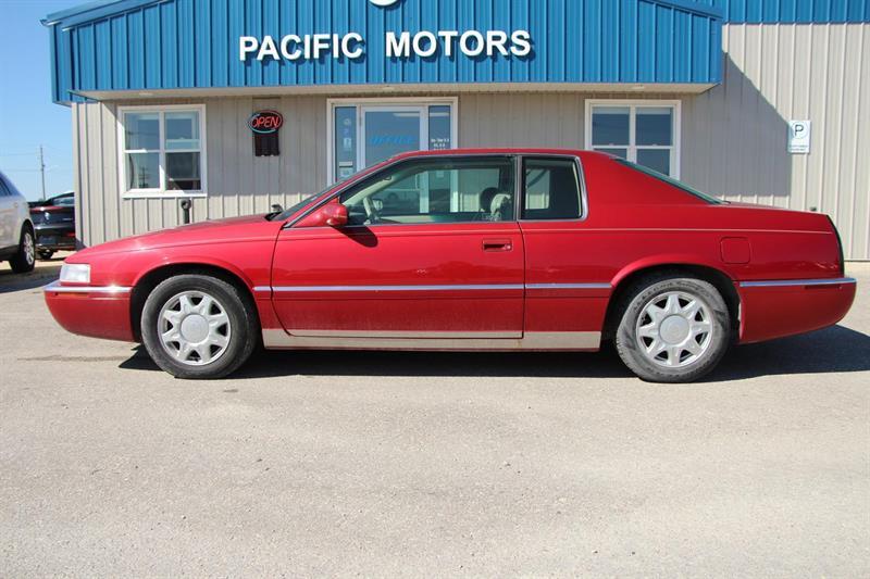 1997 Cadillac Eldorado Touring Coupe #P8734