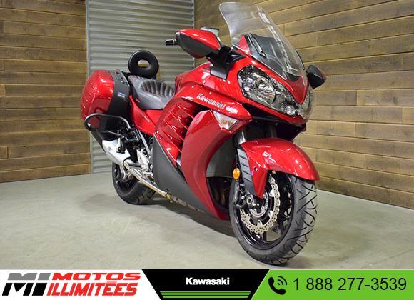 Kawasaki Concours 14 2014