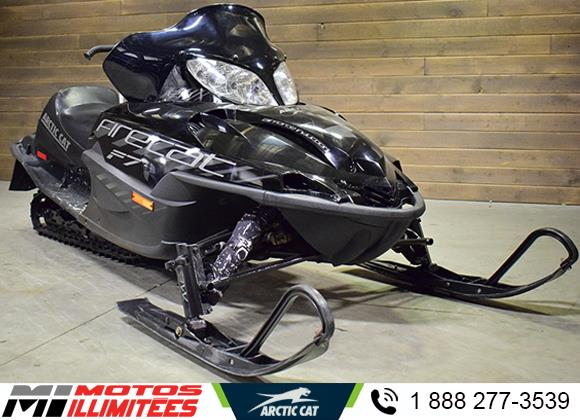 Arctic Cat F7 Firecat EFI 2004