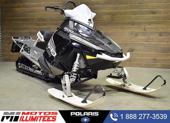 Polaris 800 Pro RMK (155) 2013