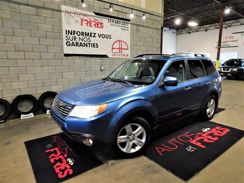 Subaru Forester 2009 5dr Wgn Auto 2.5X Limited #135