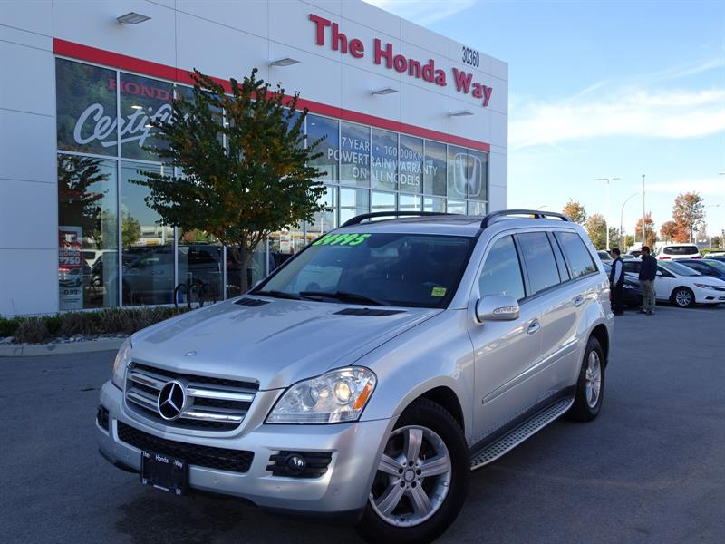 2008 Mercedes-Benz GL320 GL320 CDI DIESEL - HEATED FRONT SEATS, BLUETOOTH,  #P5216A