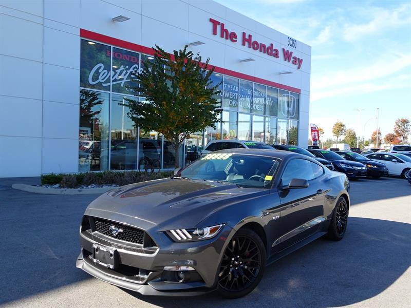 2017 Ford Mustang 5.0L GT Premium Coupe #18-951A