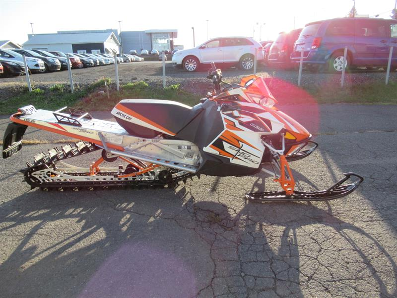 Arctic Cat M 8000 162 SP ER 3.0 2013