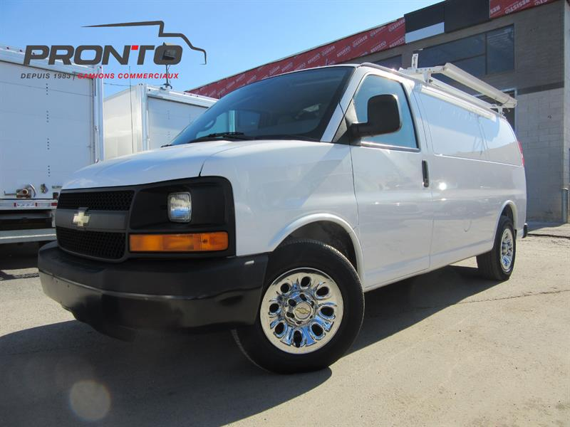 Chevrolet Express Cargo Van 2011 1500 ** VOIR ÉQUIPEMENTS ** #3755