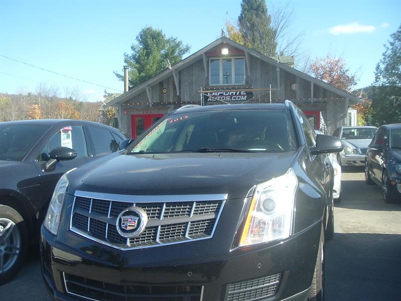 Cadillac SRX 2012 srx4 #7112