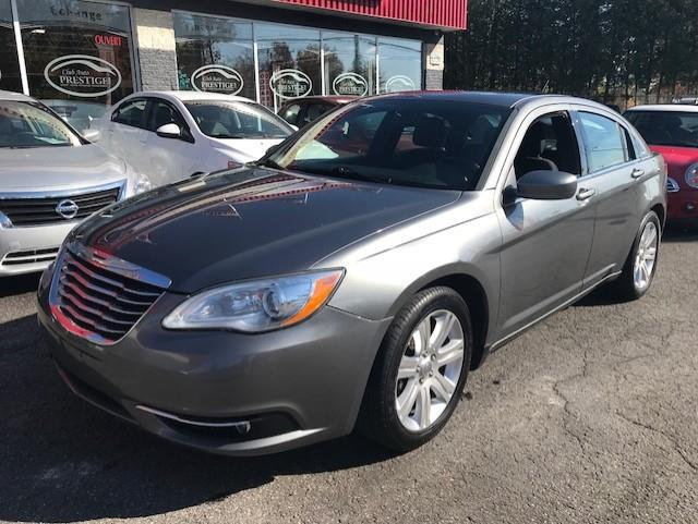 Chrysler 200 2013 Touring ***1-2-3-4 CHANCES CREDIT*** #*109-4344-HG