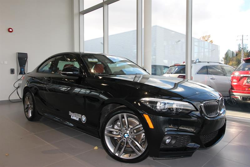 BMW 2 Series 2018 230i xDrive Coupe #18-592