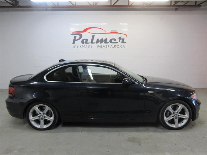 BMW 1 Series 2008 2dr Cpe 135i cuir toit ouvrant #18076