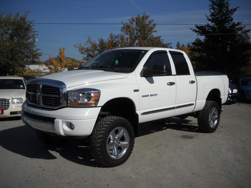 2006 Dodge Ram 1500 Laramie ....SOLD.... #B0473-1