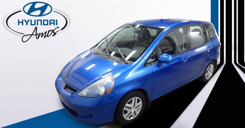 Honda Fit 2007 LX #18203A