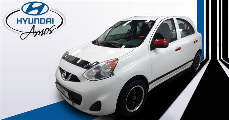 Nissan Micra 2015 S #18123A