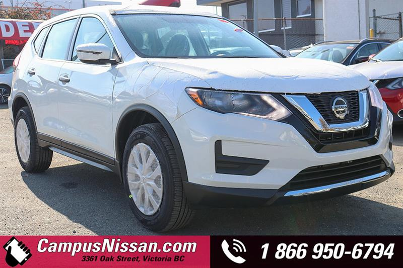 2019 Nissan Rogue S #9-P055
