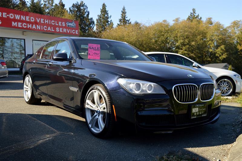 2013 BMW 7 Series xDrive AWD / NO ACCIDENTS !  #CWL8764M