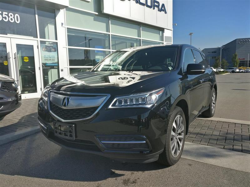 2015 Acura MDX SH-AWD 6-Spd AT w/Tech and Entertainment Package #997155A