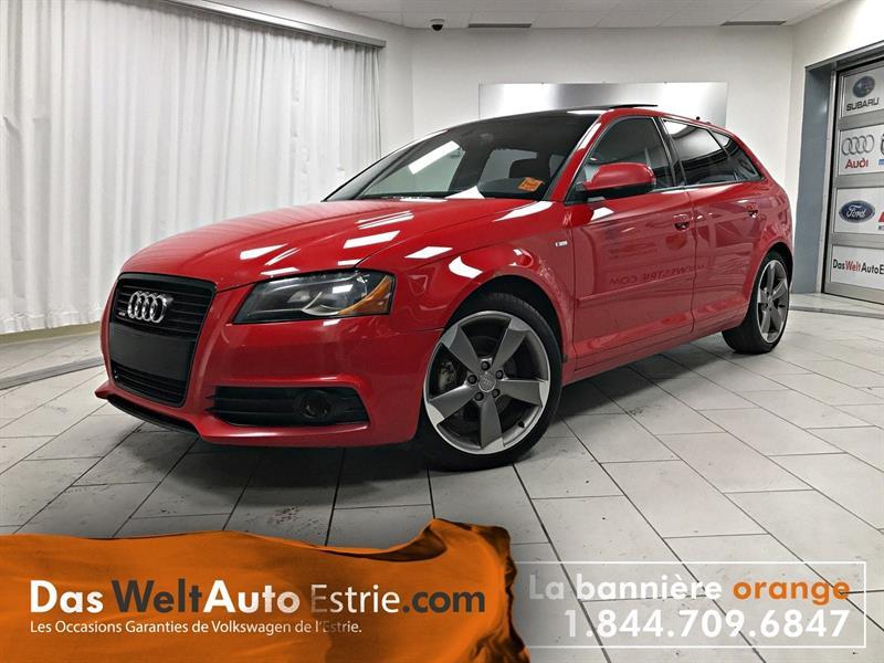 Audi A3 2012 2.0T Progressiv, Cuir, Toit, Automatique #34---7611