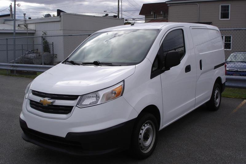 Chevrolet City Express Cargo Van 2015