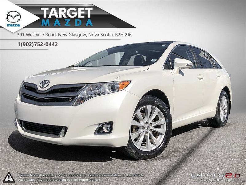2014 Toyota Venza LEATHER! AWD! SUNROOF! HEATED SEATS! NEW TIRES! #U4631