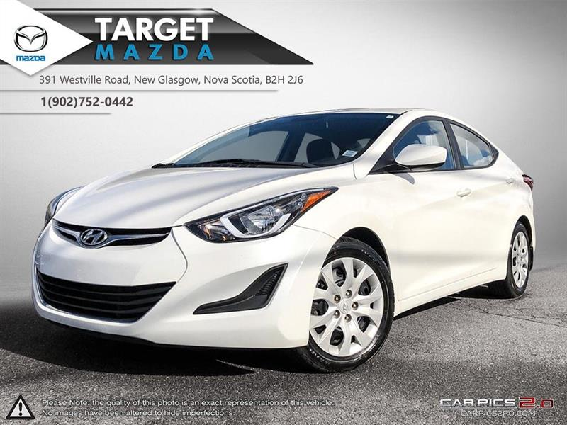 2014 Hyundai Elantra $51/WK TAX IN! AUTO! A/C! HEATED SEATS! SAT RADIO! #U2691