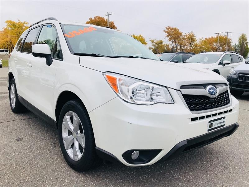 Subaru Forester 2015 2.5i Touring Package #15643A