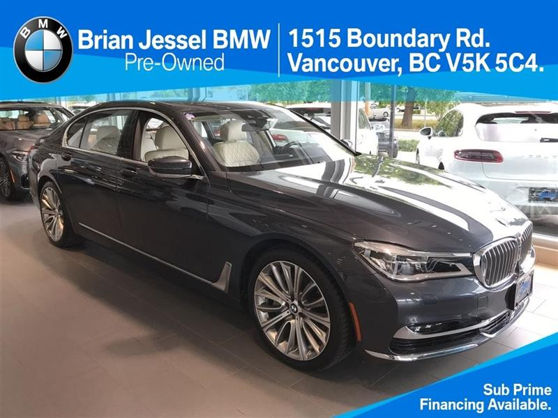 2017 BMW 7 Series 750LI xDrive #BP6816