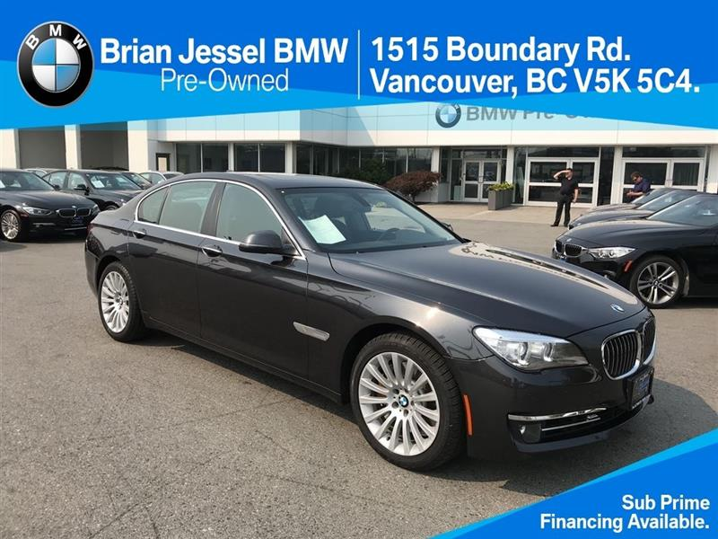 2014 BMW 7 Series 750i xDrive - #BP685110