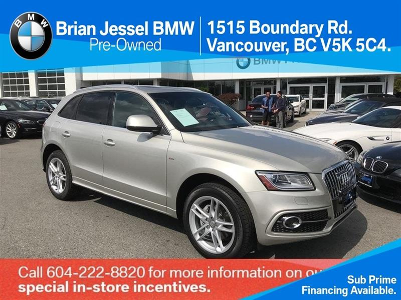 2014 Audi Q5 2.0 8sp Tiptronic Progressiv #BP6972