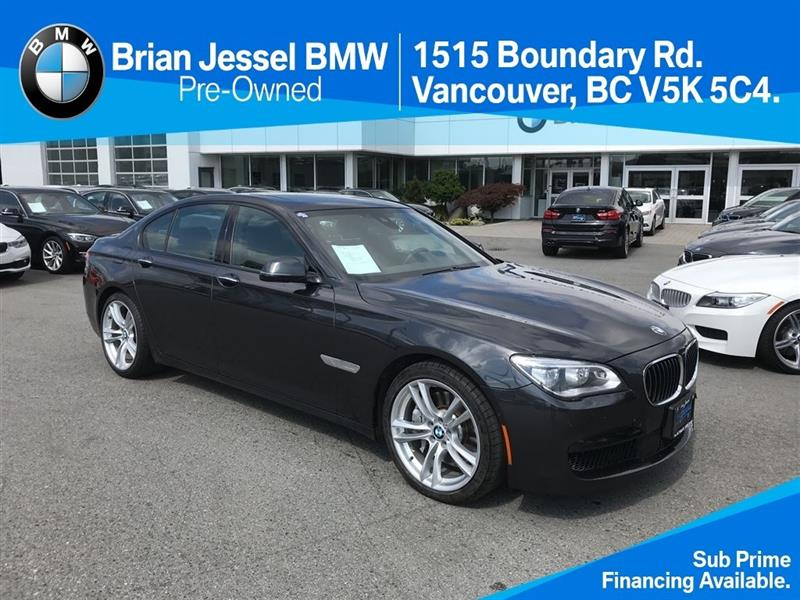 2015 BMW 7 Series 750i xDrive - #BP6906